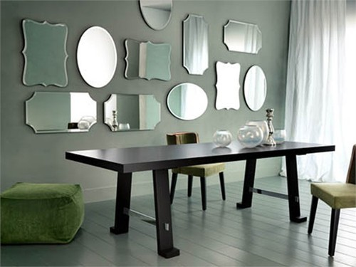 Vidrios utrilla fraga huesca vidrios guiem for Espejos circulares decorativos